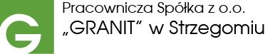 """Pracownicza Spółka """"GRANIT"""" w Strzegomiu"""
